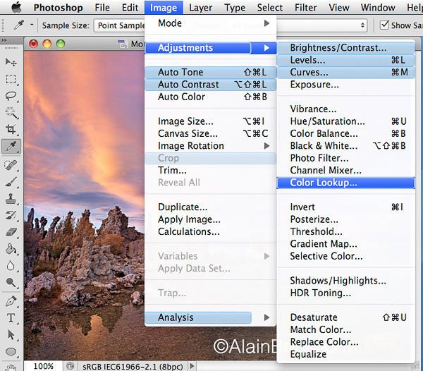how to make an image smaller in photoshop cs6