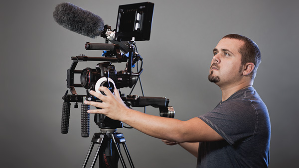 Me and My HDSLR Rig