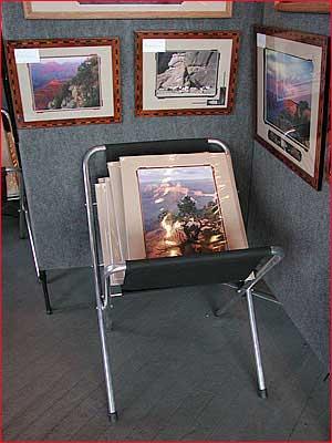 Art Shows Luminous Landscape Stunning Art Print Display Stand