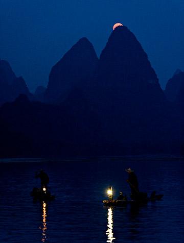 The Classic Chinese Landscape Luminous Landscape