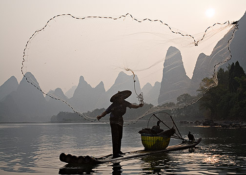 The Classic Chinese Landscape