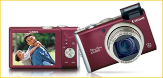 Canon Powershot SX 200 IS