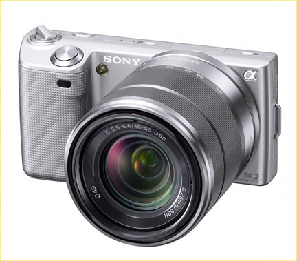 Sony NEX-3N CSC Review