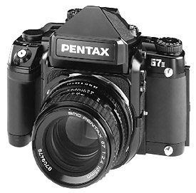 Pentax 67II Medium Format Camera