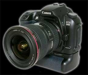 Canon D60 Press Announcement - Luminous Landscape