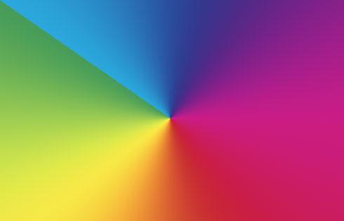 colour theory luminous landscape