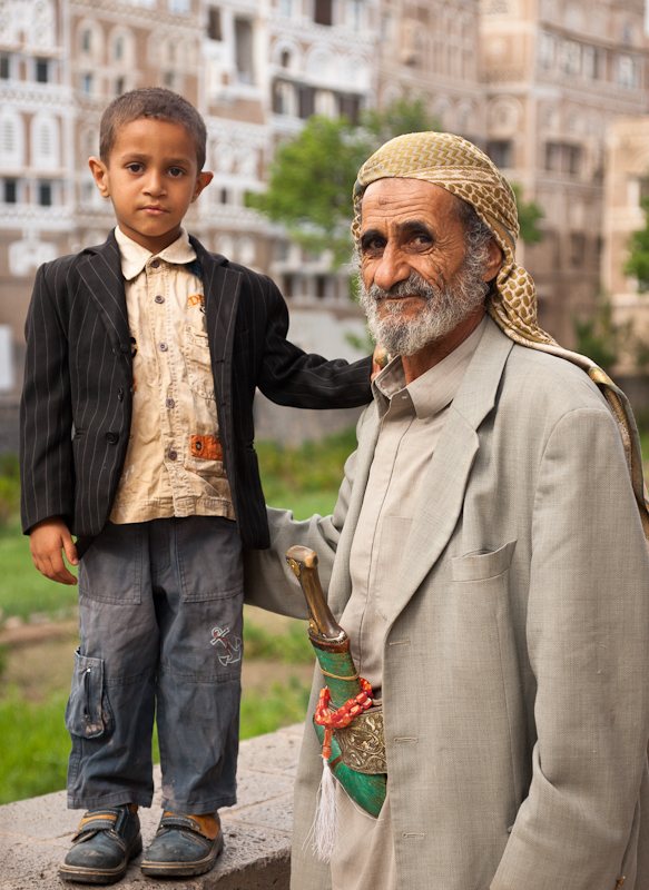 Grandfather, Yemen