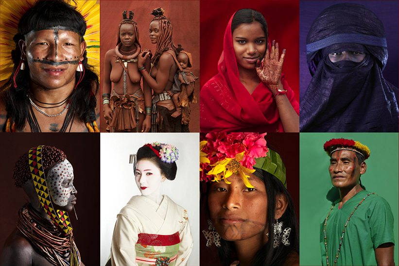 8 examples of cultures and colors