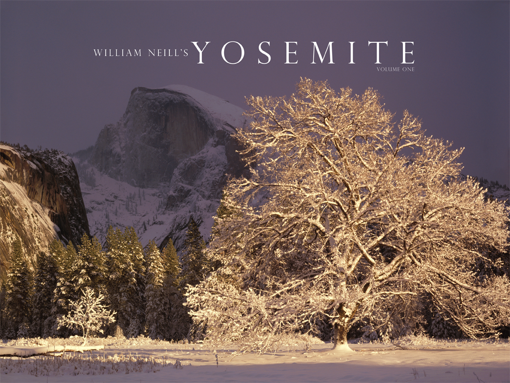 William Neill's YOSEMITE: VOLUME ONE Cover