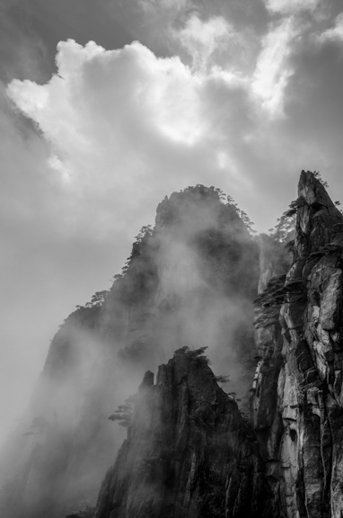 The Synthesis of Chinese Landscape Painting and Photography
