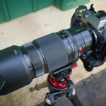 Working With The Fuji 50-140mm Zoom Lens