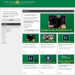 New Luminous-Landscape Video Page