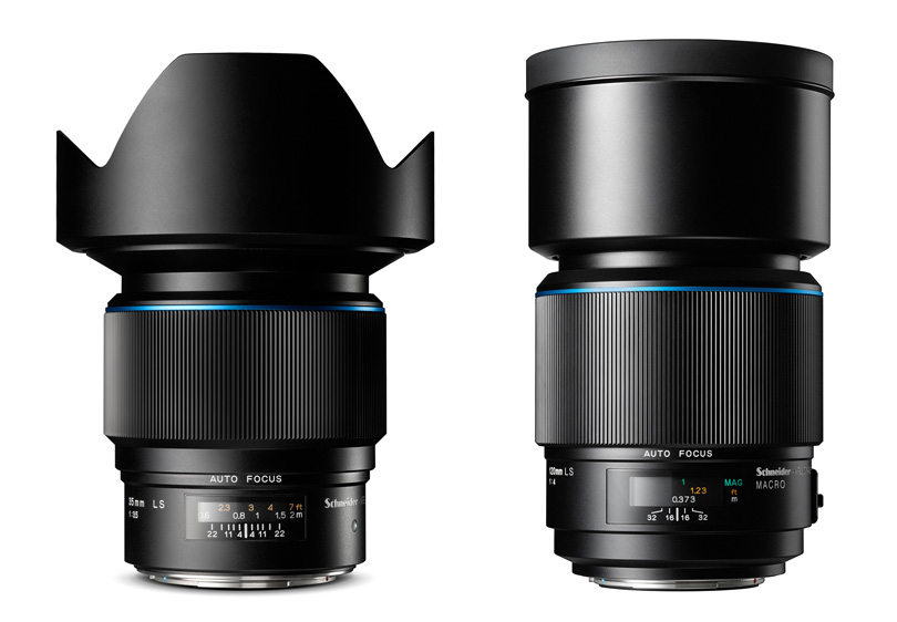 The Schneider 35LS and Schneider 120LS are the most recent additions to a modern, designed-for-digital leaf shutter lens line that now includes 10 lenses. Revamping a lens line for high resolution digital takes a long time, but Phase One had the foresight to begin that process nearly a decade ago