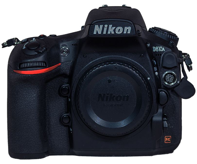CAMERA FRONT with N1 Connector Highlighted