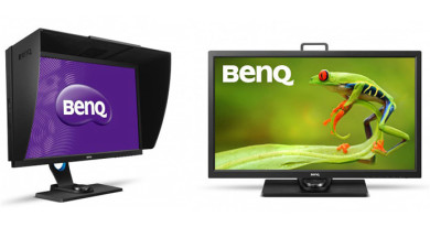 BenQ SW2700PT 27 inch Adobe RGB Monitor Review