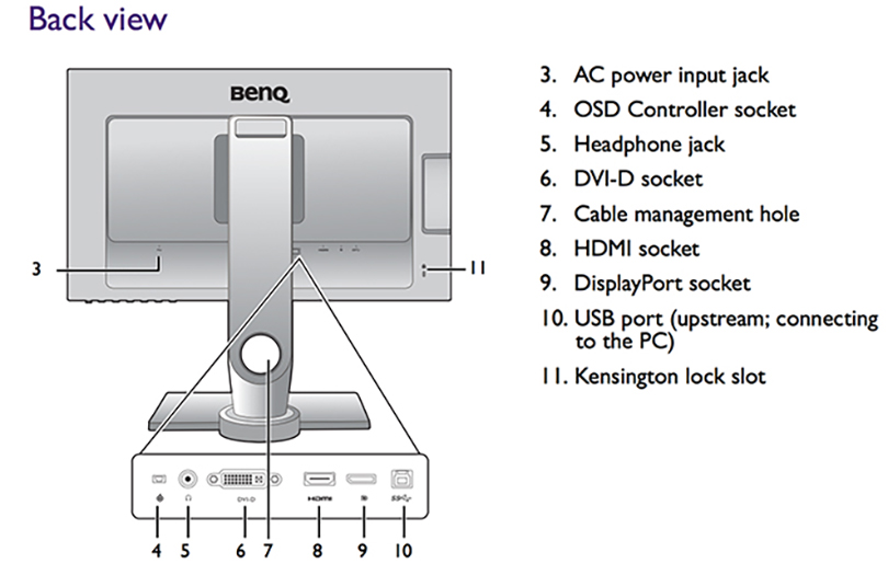 BenQ SW2700PT 27 inch Adobe RGB Monitor Review - Luminous
