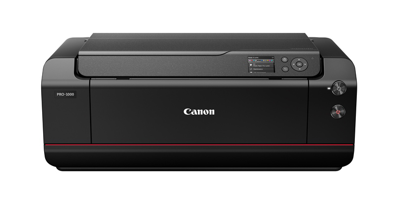 The Canon ImagePROGRAF Pro-1000 Printer