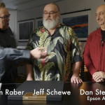 """Epson Legacy Paper and Print Discussion with Dan """"Dano"""" Steinhardt, Jeff Schewe and Kevin Raber"""