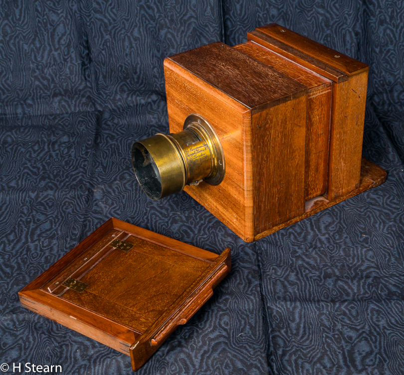 I 1 English Sliding Box Camera Ca 1854 Luminous Landscape