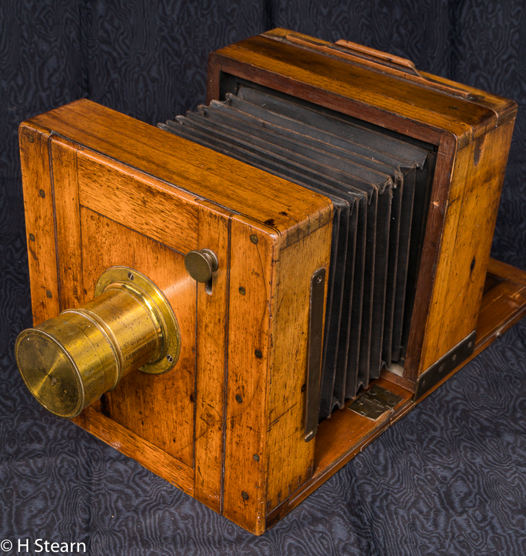 """English Wet Plate Camera"" (H Stearn Collection)"