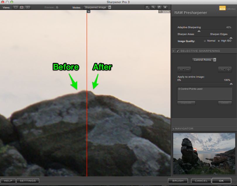 Siempre Prominente Alargar  3 Step Sharpening Workflow Using Nik Collection for Optimal Sharpness -  Luminous Landscape