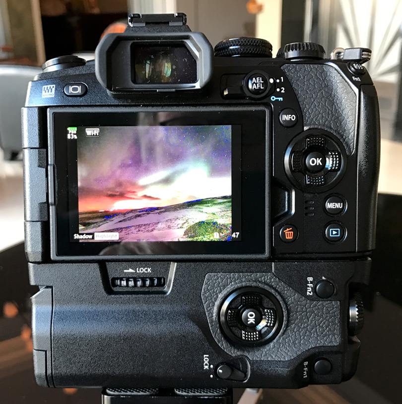 Olympus OM-D E-M1 II Hands On Preview - Luminous Landscape
