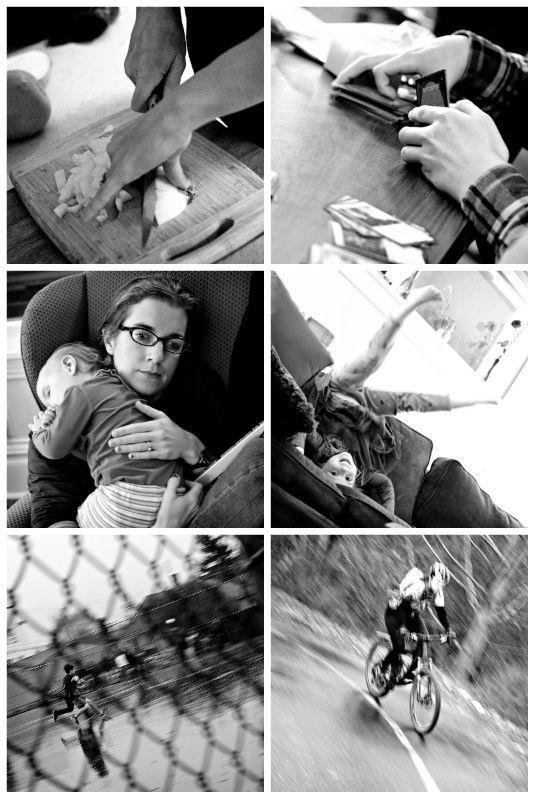 2 x 3 grid of photos