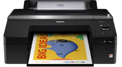 Epson Introduces SureColor P5000 Professional 17-inch 10-Color Inkjet Printer