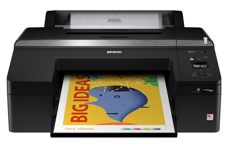 Epson Introduces SureColor P5000 Professional 17 Inch 10 Color Inkjet Printer