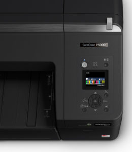 Epson Introduces SureColor P5000 Professional 17-inch 10