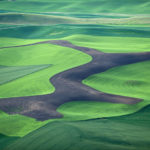 Photographs of the Palouse from Above