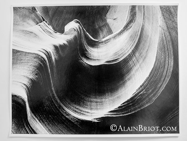 Abstraction Part 6 – Black and White Examples