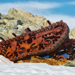 The Rust Of Antarctica