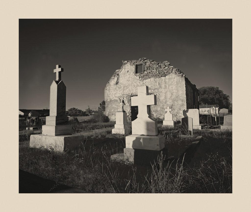 """""""Old Santa Rosa de Lima Chapel, Santa Rosa, New Mexico"""""""