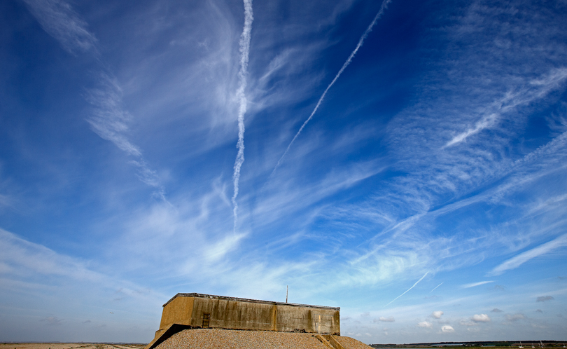 Orfordness Military Structure