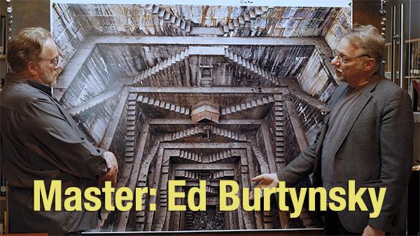 Interviews with Edward Burtynsky