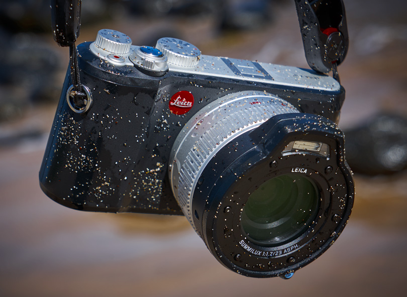 Leica X-U Hands-On Review - Underwater Camera That's Built to Take A Beating - Luminous Landscape