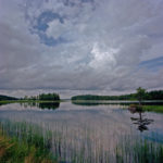 Lake With Sky
