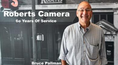 Roberts Camera Celebrates 60 Years Of Service