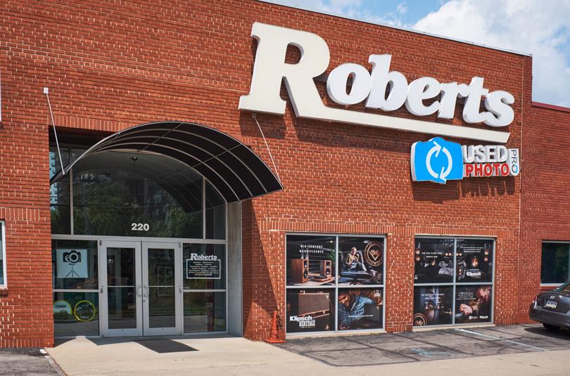 Roberts Camera Celebrates 60 Years Of Service - Luminous Landscape