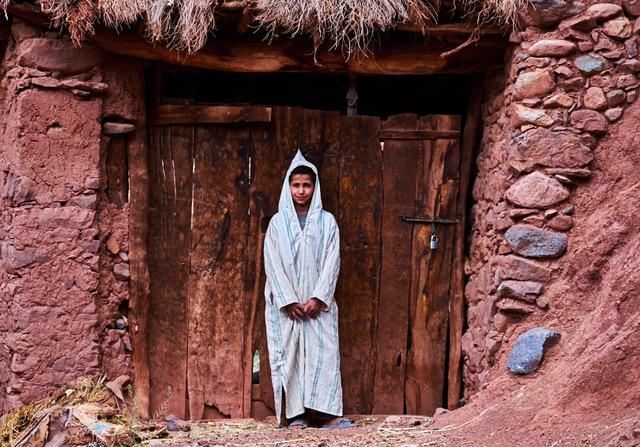 Meeting Moroccan Berbers