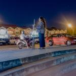 Shot with DXO ONE Camera. Waiting for the Ride home, Myoma Zay Market, NayPyiTaw.