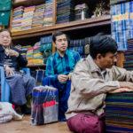 Shot with DXO ONE Camera. Laungyi Store at the Zay Cho Market, Mandalay.