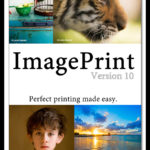 Image print startup screen