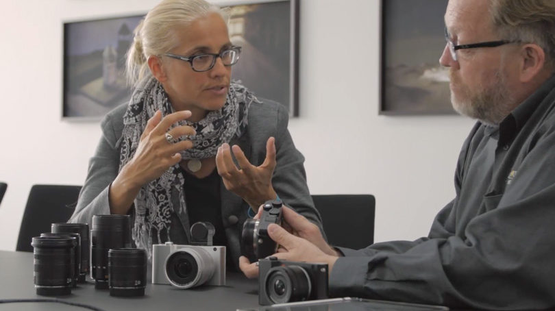 The Leica Story –  APS-C and the Leica CL