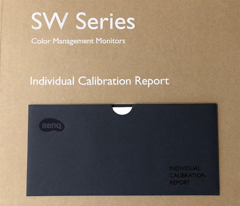 BenQ SW271 4K UHD HDR Wide Gamut Monitor Review - Luminous Landscape