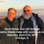 Jeff Schewe and Kevin Raber Live In Chicago