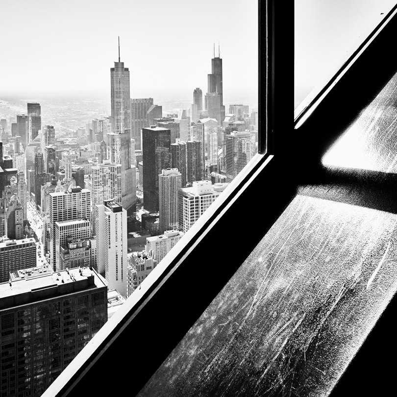 The-City-Below-Chicago