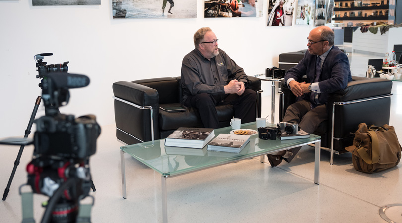 The Leica Story – Dr. Andreas Kaufmann Interview