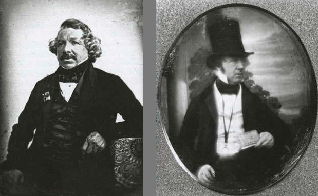 Daguerre And Talbot